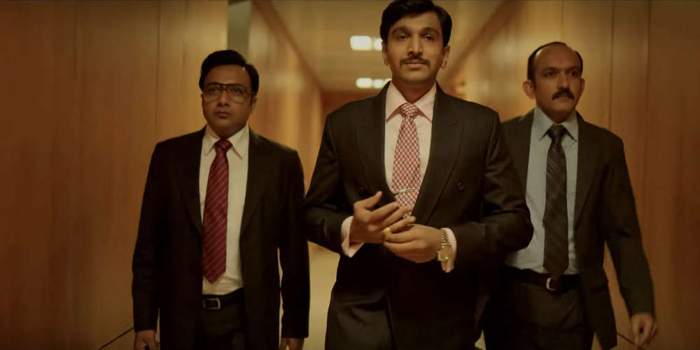 """""""Scam 1992: The Harshad Mehta Story"""" Will Release On SonyLIV - Release Date, Cast and Trailer"""