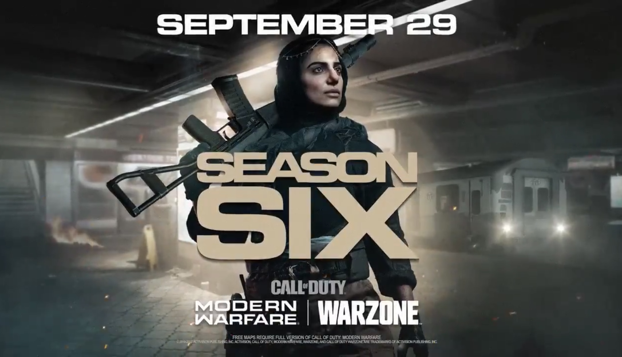 Call Of Duty Modern Warfare season 6 Release Date