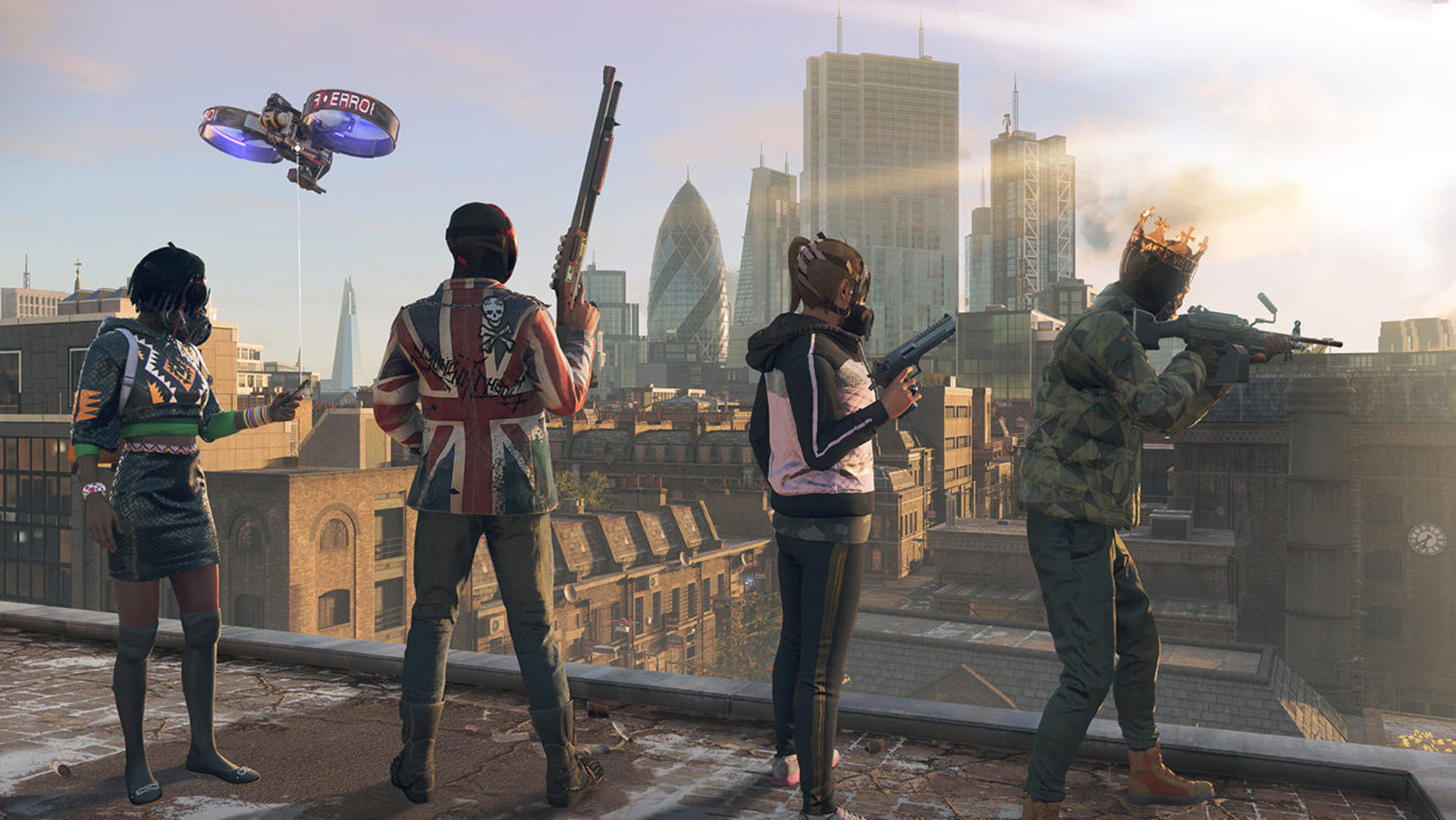 Watch Dogs Legion specifications
