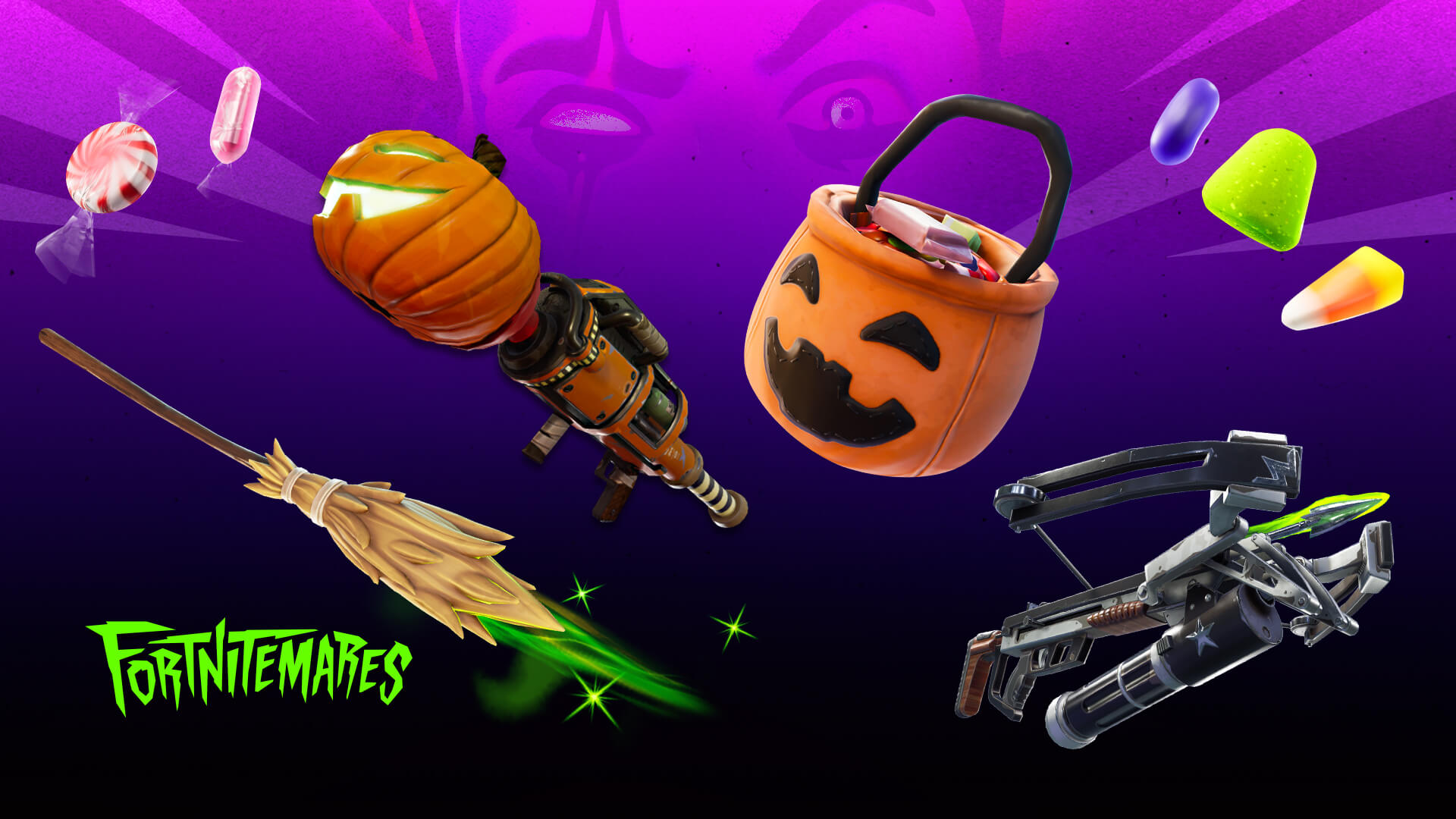 Fortnitemares 2020 items