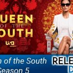 Filming Of Queen Of The South Seasn 5 Delayed Due To The Pandemic