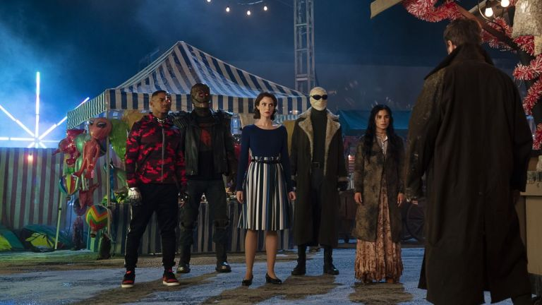 HBO MAX Finally Renewed DC's Doom Patrol For Season 3 - Release Date and Cast