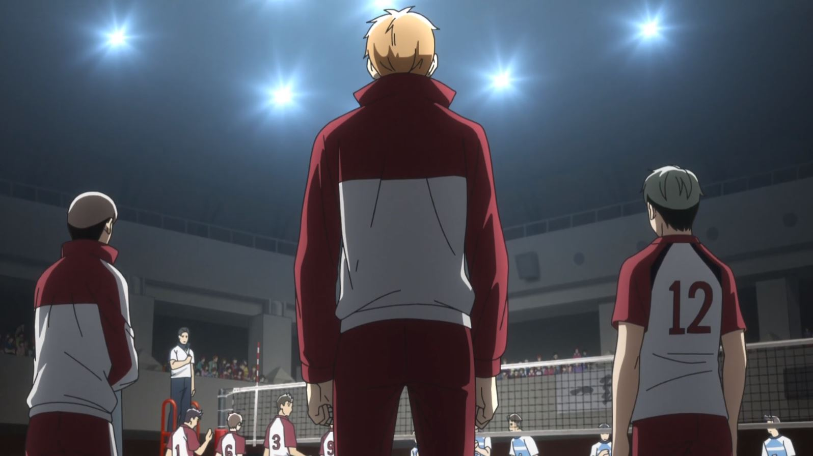 2.43: Seiin High School Boys Volleyball Club Ep. 2 Details