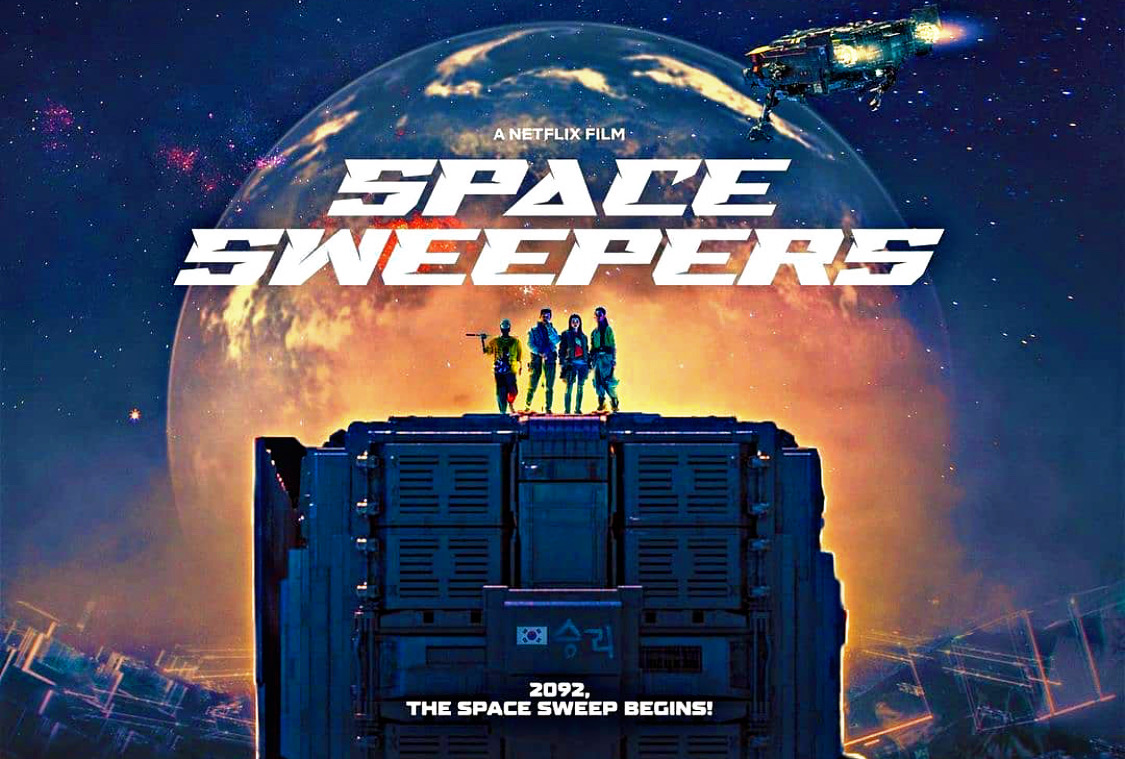 Space Sweepers