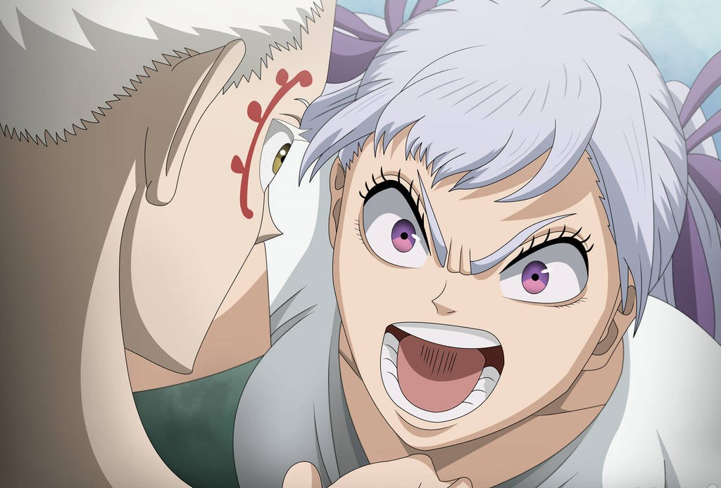 Black Clover Chapter 278: Nacht in Action?