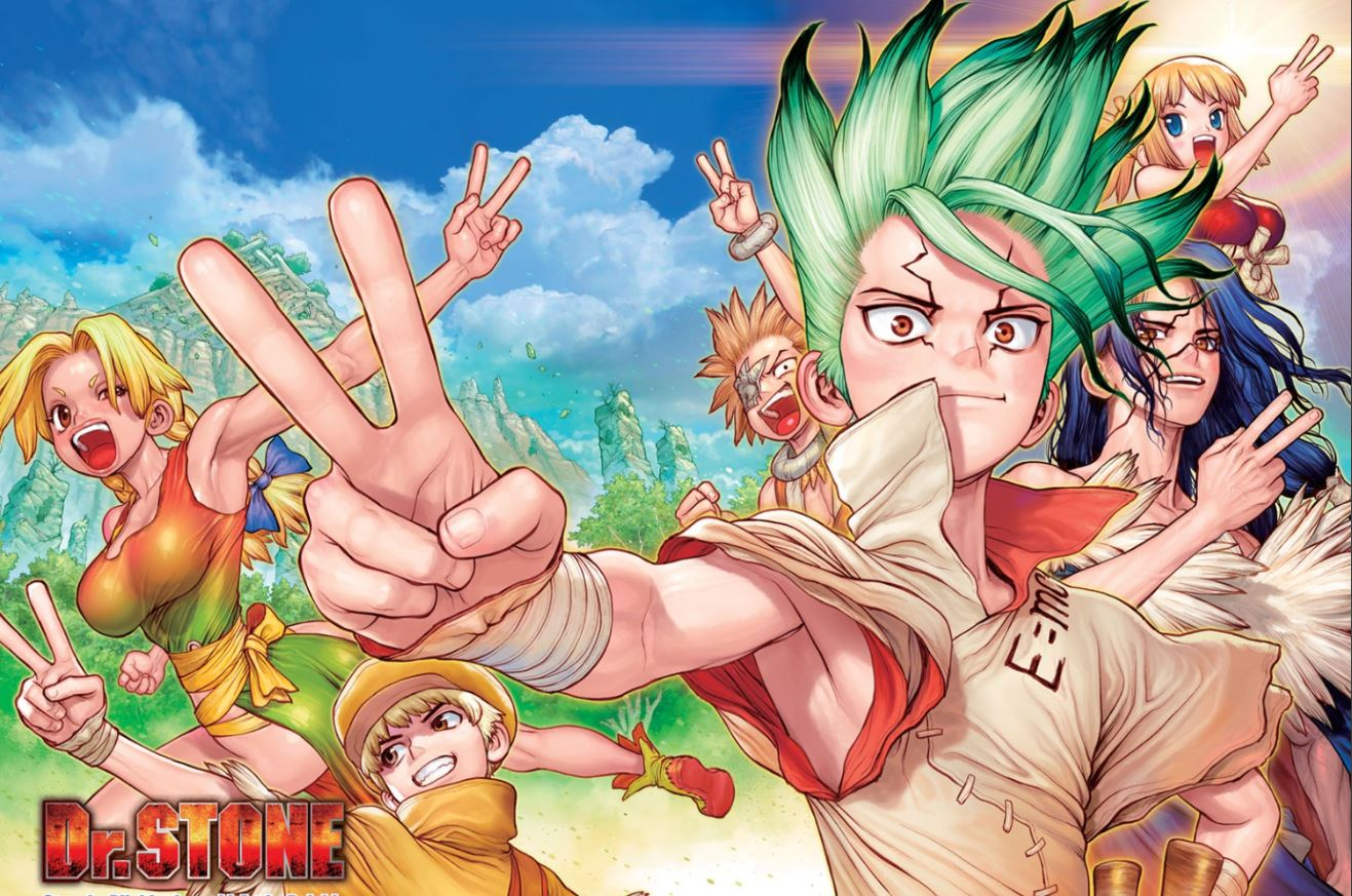 Dr. Stone Chapter 181: Pyramid of Petrification?