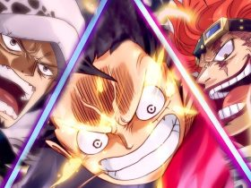 One Piece 1011 Delayed By Eiichiro Oda