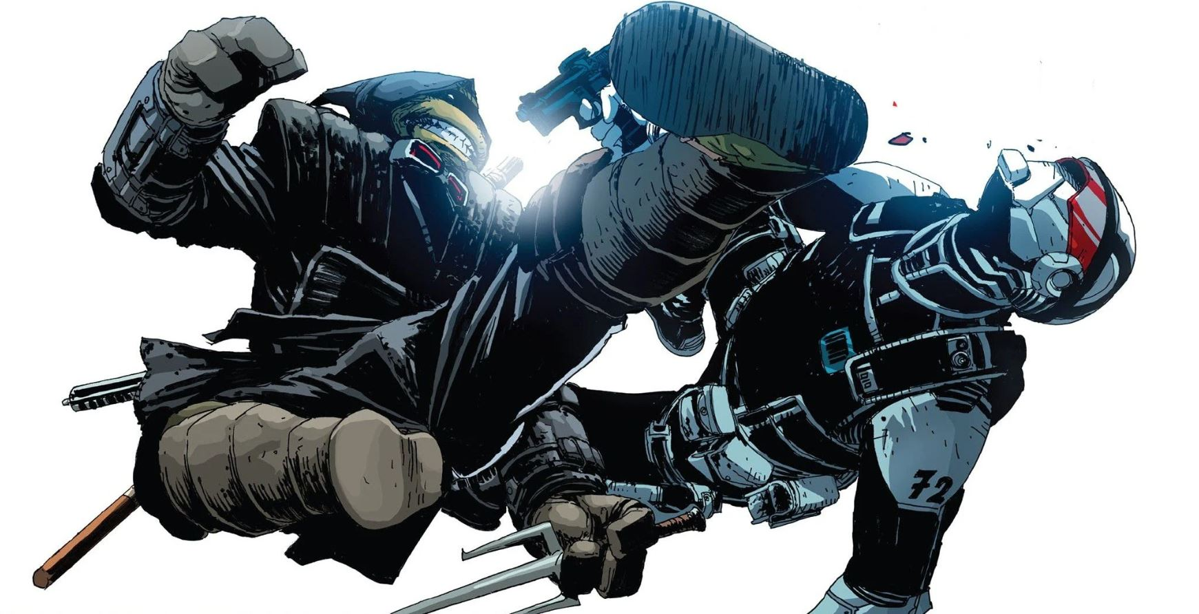 TMNT: The Last Ronin #2 Release Date & Preview