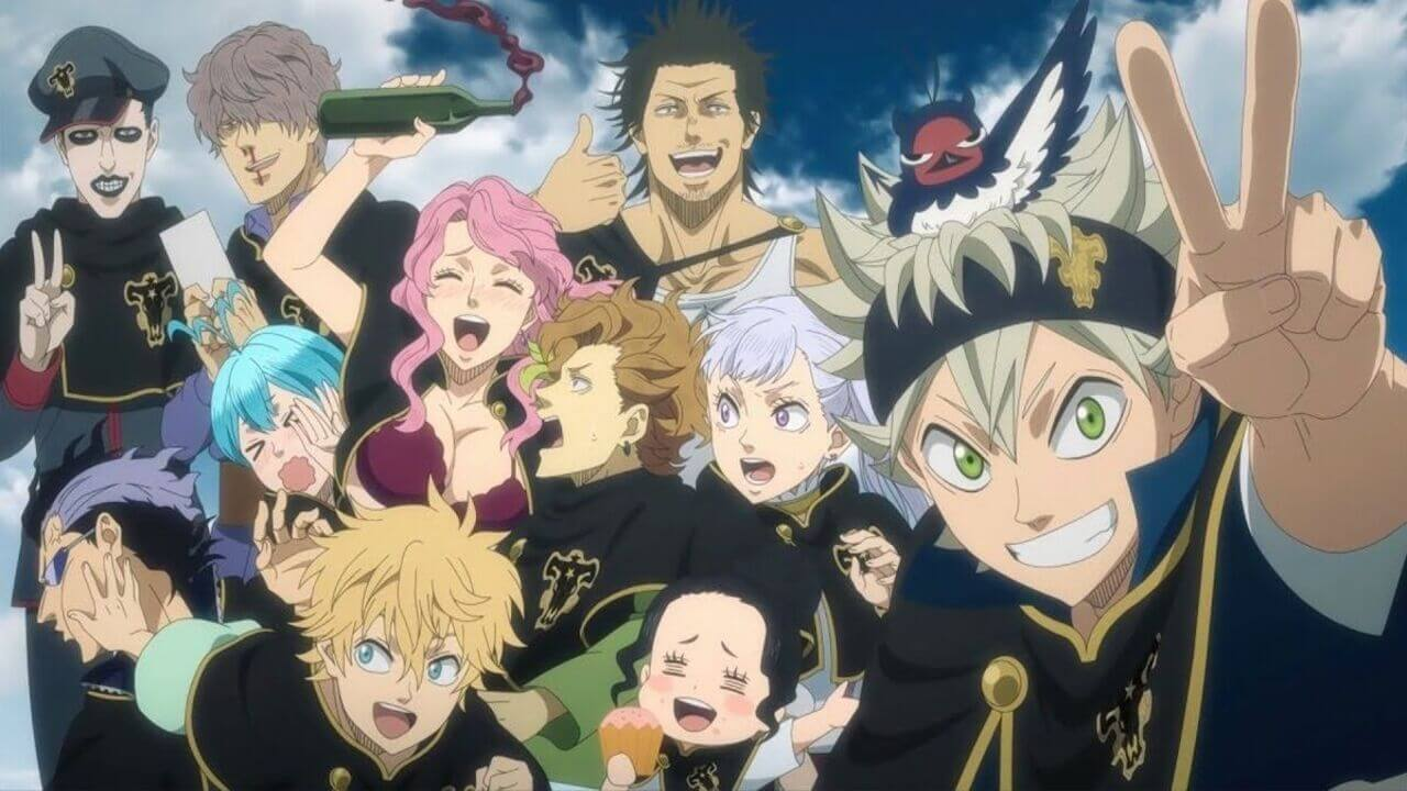 Black Clover Episode 162